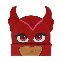 HAT WITH APPLICATIONS PJ MASKS BUHITA