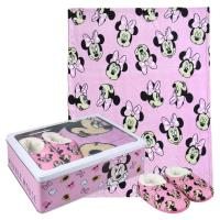 METAL BOX SET MINNIE