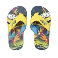 CHANCLAS POLYESTER  MINIONS