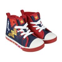 ZAPATILLA LONETA LUCES  WONDER WOMAN 1