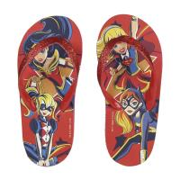 CHANCLAS PREMIUM  DC SUPERHERO GIRLS