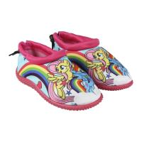 SCARPETTA SEMPLICE INFANTILE ACQUA MY LITTLE PONY