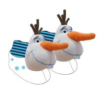 HOUSE SLIPPERS 3D FROZEN OLAF