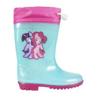 BOOTS RAIN PVC MY LITTLE PONY