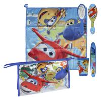 TRAVEL SET PERSONAL TOILETBAG / TRAVELBAG SUPER WINGS