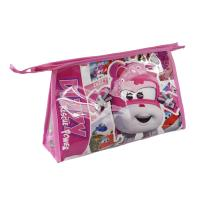 TRAVEL SET PERSONAL TOILETBAG / TRAVELBAG SUPER WINGS  1
