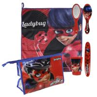 NECESER SET ASEO PERSONAL/VIAJE LADY BUG