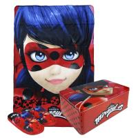 METAL BOX SET LADY BUG