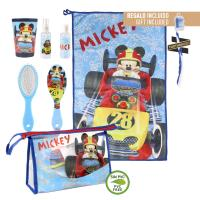 TROUSSE DE TOILETTE SET DE TOILETTAGE PERSONNEL MICKEY ROADSTER
