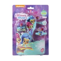 HAIR ACCESSORIES BLISTER SHIMMER AND SHINE