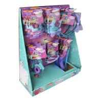 HAIR ACCESSORIES DISPLAY SHIMMER AND SHINE