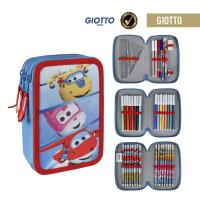 TROUSSE TRIPLE GIOTTO  SUPER WINGS