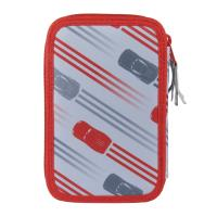 FILLED PENCIL CASE TRIPLE GIOTTO PREMIUM CARS 3  1
