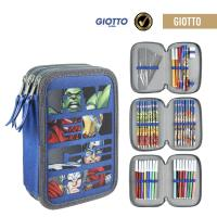 PENCIL CASE DECKER GIOTTO AV BTS 18