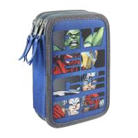 PLUMIER TRIPLE GIOTTO  AVENGERS  1